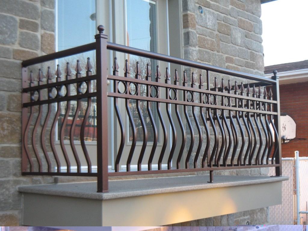 rampes et garde corps fer aluminium benevento inc. Black Bedroom Furniture Sets. Home Design Ideas